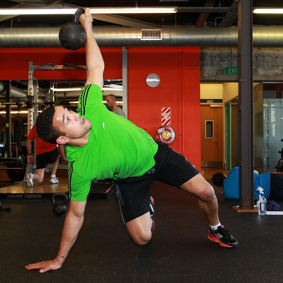 Choose exercises that work multiple muscle groups.