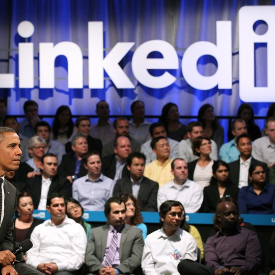 Getting employees to join LinkedIn can have big business benefits.