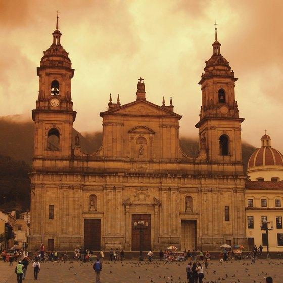 Catedral Primada in Bogotá.