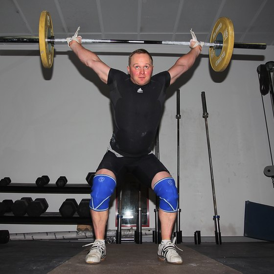 Powerlifters try to increase their ratio of slow-twitch to fast-twitch muscle fibers.
