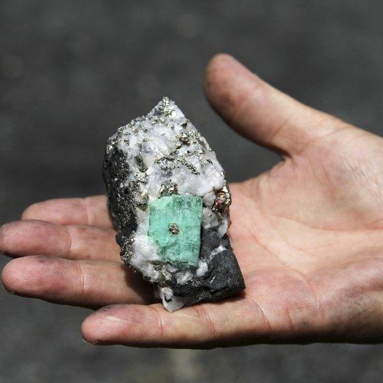 An emerald.