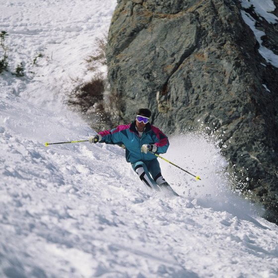 Both expert and beginner skiers will find slopes suited to their needs in Utah.