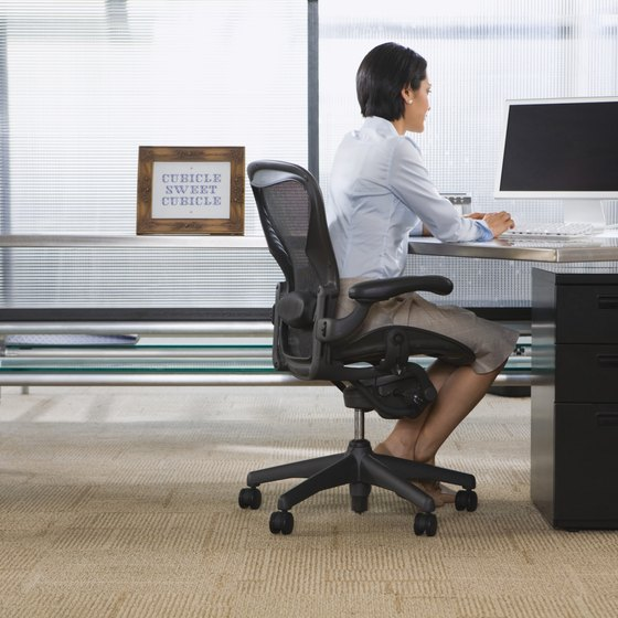 Sitting at a desk can shorten your hip flexors.