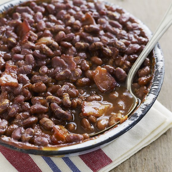 Beans, which are high in fiber, are likely to cause gas and bloating.