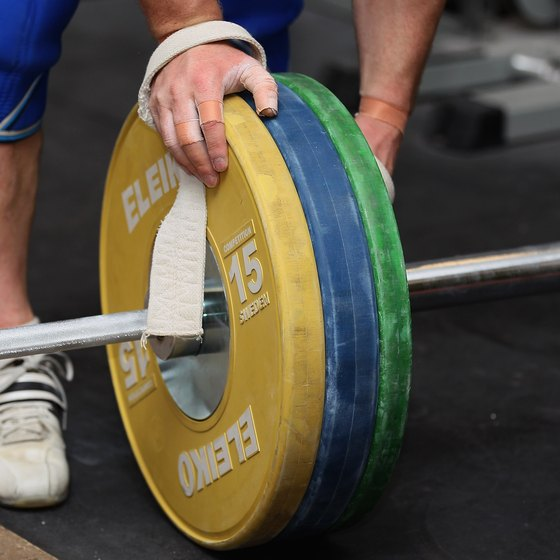 Deadlifts build size, strength and power.