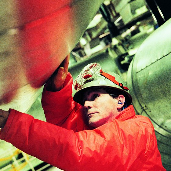 A safety inspection is part of an external compliance audit strategy.