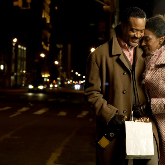 Give your spouse or partner an anniversary to remember in New York.