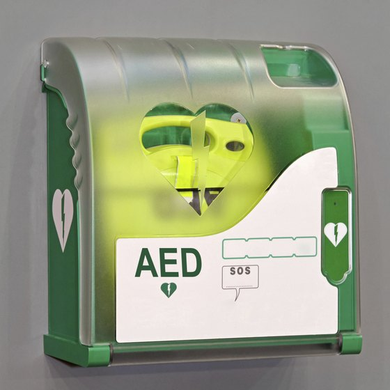 All airplanes are equipped with onboard defibrillators.