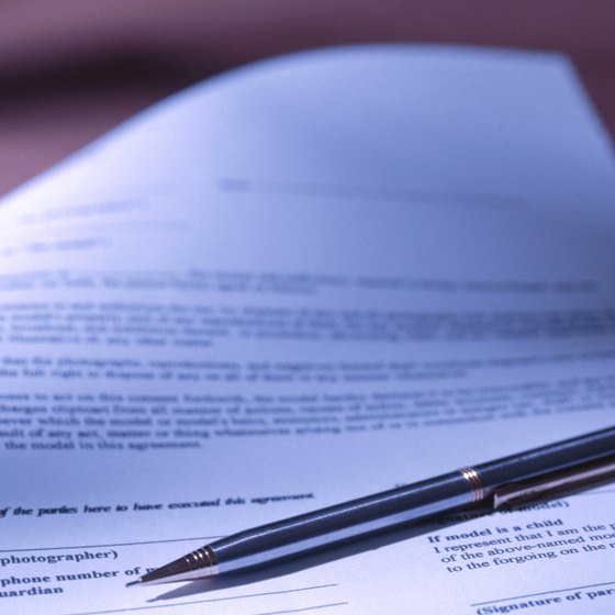 A valid contract makes business agreements legally enforceable.