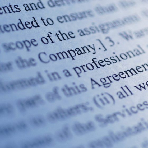 Consulting agreements should solve problems, not create them.