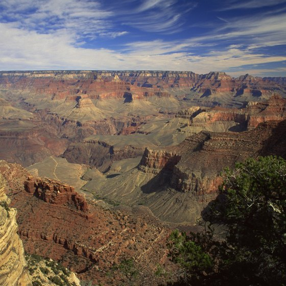 No trip to Arizona is complete without seeing the Grand Canyon.