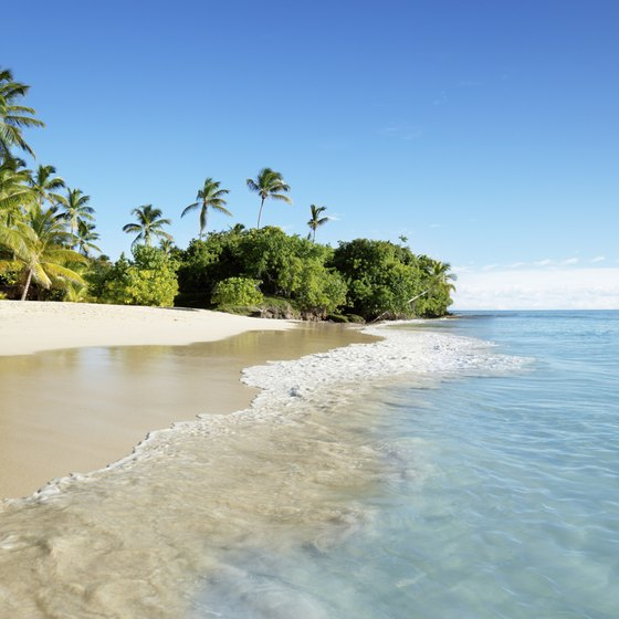 The Dominican Republic has many all inclusive resorts on it's beautiful beaches.