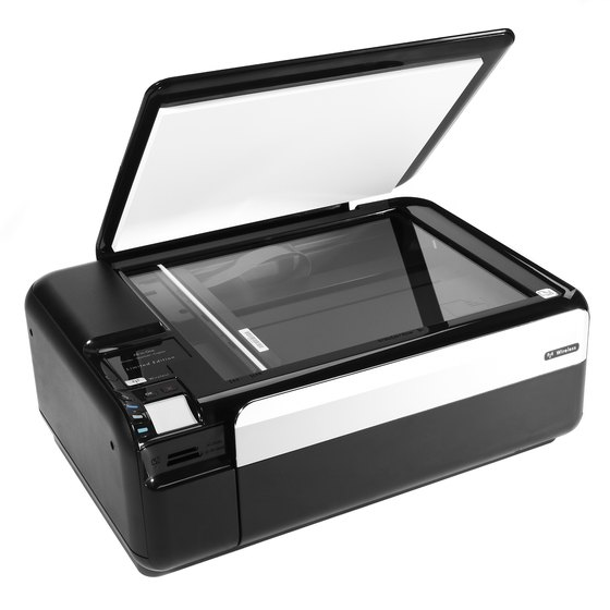 All-in-one printers contain a single scan component among other components.
