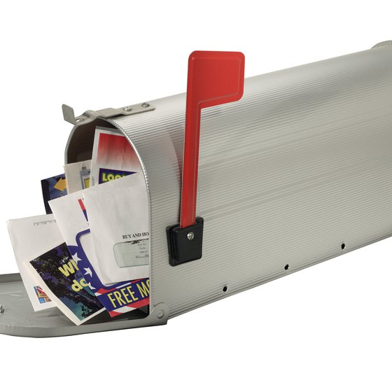 A single direct mail piece is competing for attention with every other letter, bill and magazine received that day.