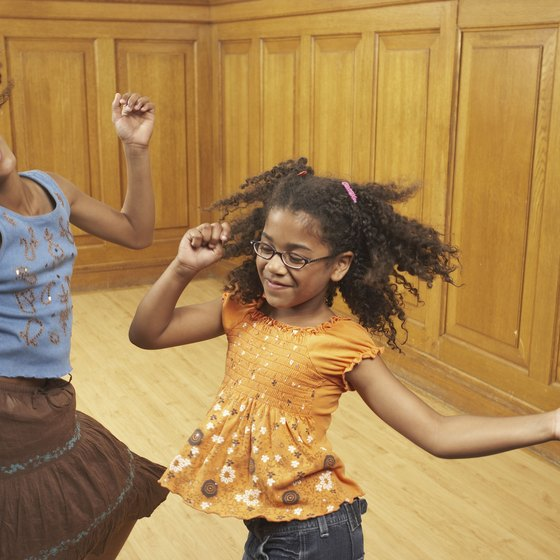 Exercise doesn't have to be formal to be effective for preteens.