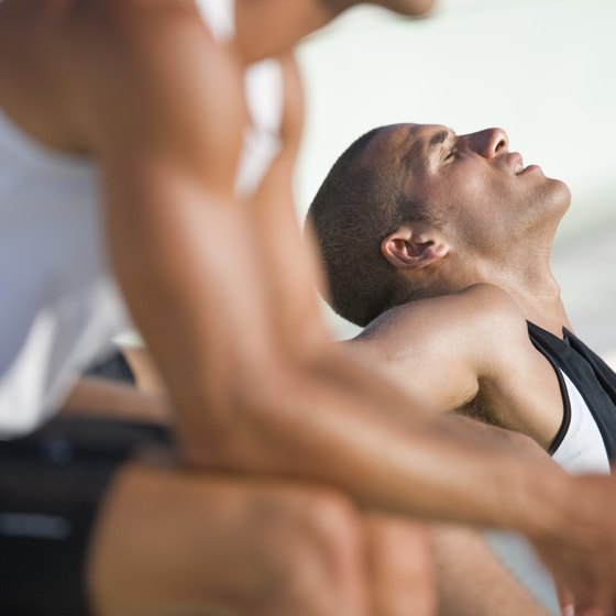 Work your muscles to fatigue, but then stop and rest.