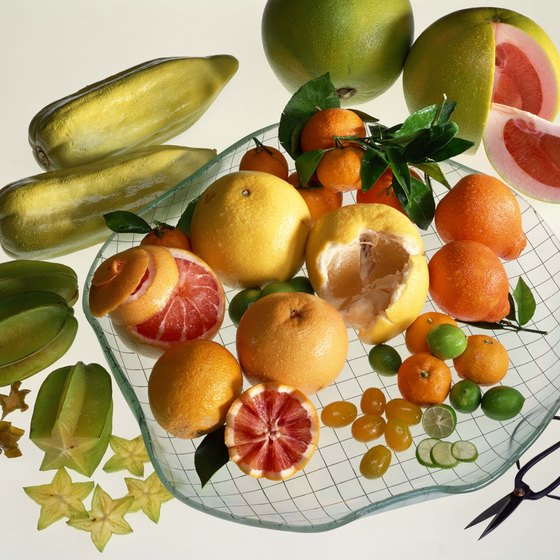 Try exotic fruits and vegetables for variety.