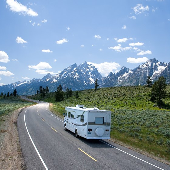 Driving a rental RV from coast to coast will show you the RV lifestyle.