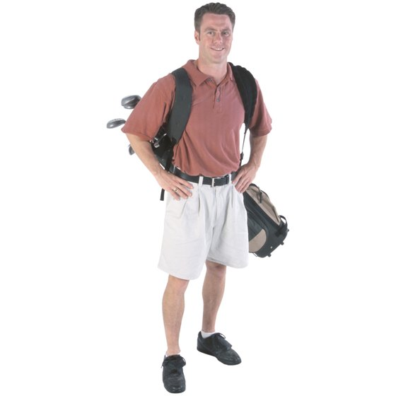 Sacrifice power for placement to succeed at golf.