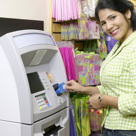 ATMs can be a source of revenue for business owners.