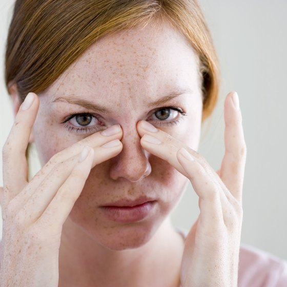 This sinus infection can be acute or chronic.