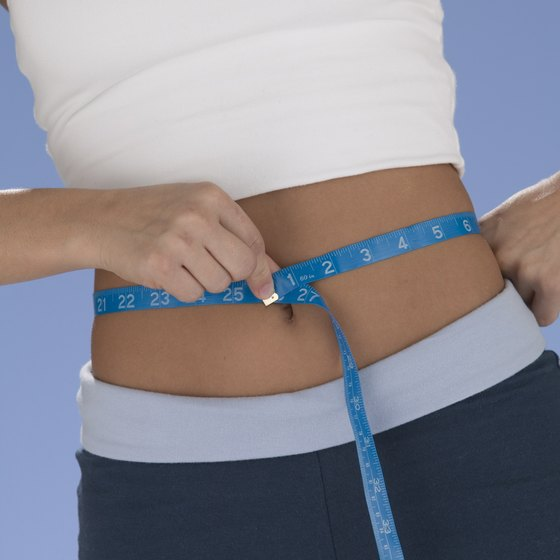 Lose belly fat to reduce certain health risks.