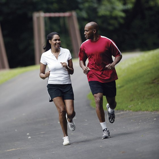 Take precautions to reduce health risks during cardiorespiratory workouts.