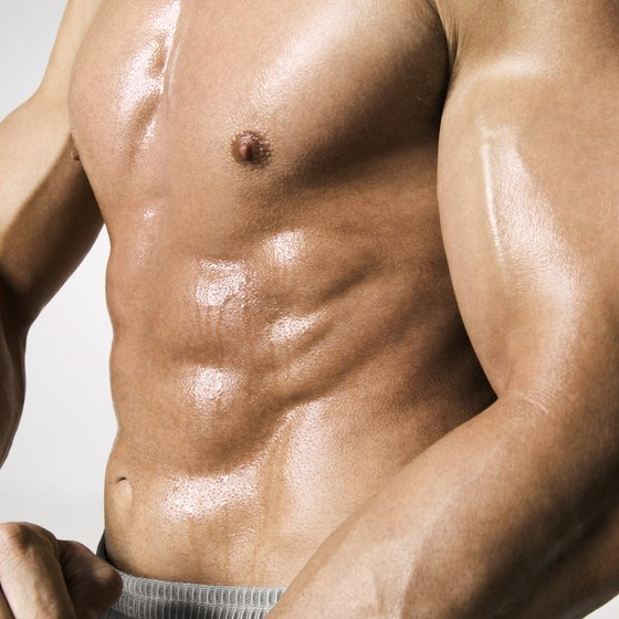 More than one training protocol can bring about big chest muscles.