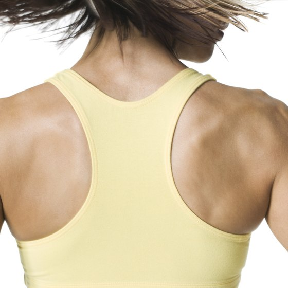 Developing a wide and thick back can improve functional strength and posture.
