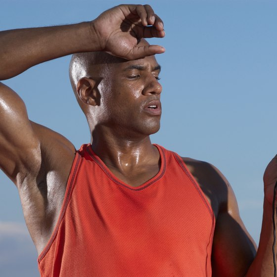 Burn more calories during and after exercise with interval training.