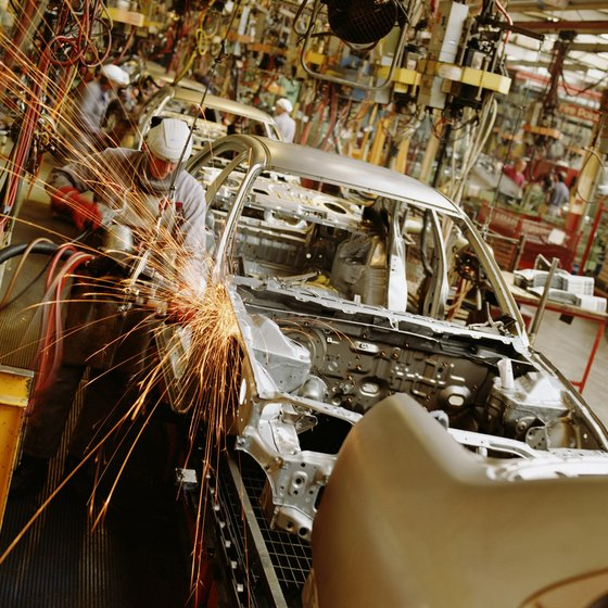 Good manufacturing policies promote quality products.
