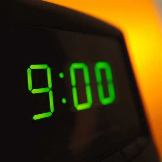 LEDs have come a long way from digital clock displays.