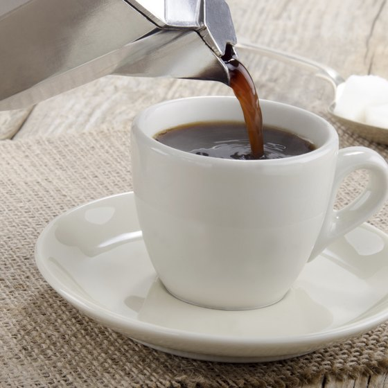 Sucralose sweetens your coffee without any calories.