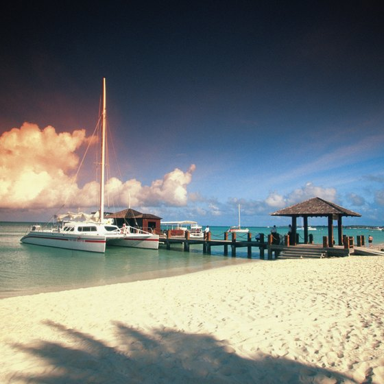 Aruba is a Dutch island in the Lesser Netherlands Antilles chain.