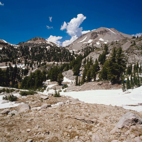 Lassen National Park is a more affordable alternative to Yosemite.