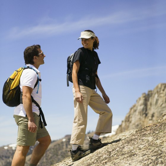 Do You Burn More Calories Walking Uphill Rather Than on ...