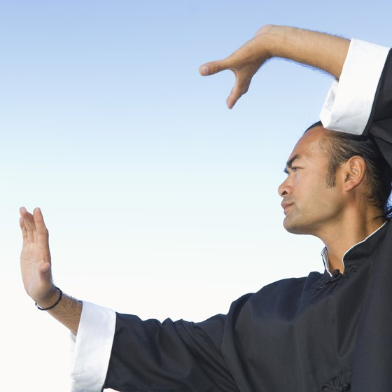 Tai Chi is good for ligaments and muscles.