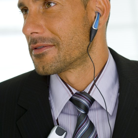Stereo phone headsets enable seamless transition from phone calls to other audio.