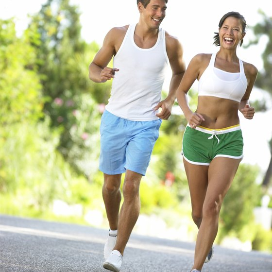 Even when doing the same activity, men tend to burn more calories than women.