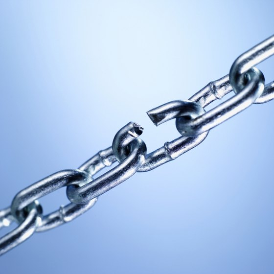 Take an objective look at the weakest link in your business.