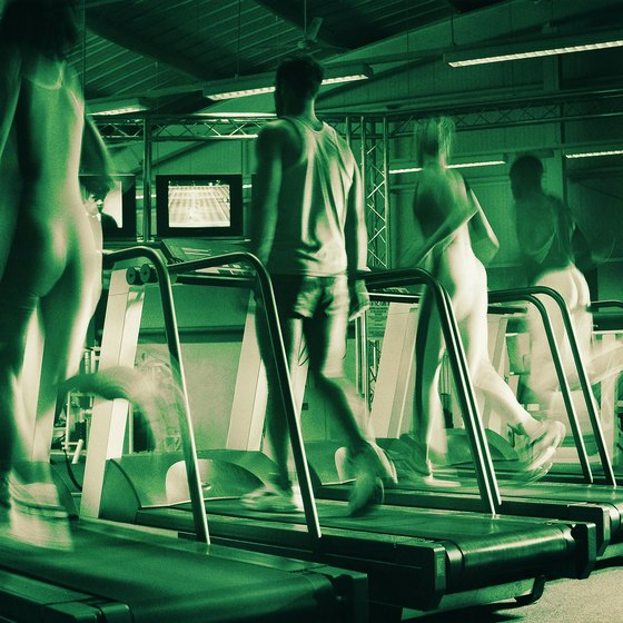 Gyms offer a wide variety of cardio machines.