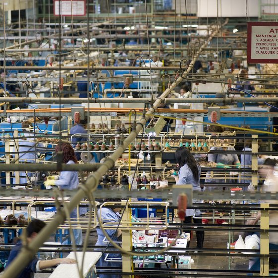 Manufacturers are expected to have ethical outsourcing practices in place.