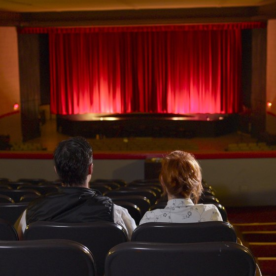 Advertising options in playbills are an additional way to bring in revenue for your production company.