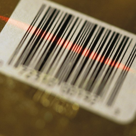 Mobile apps make it easy to scan barcodes to find product information.