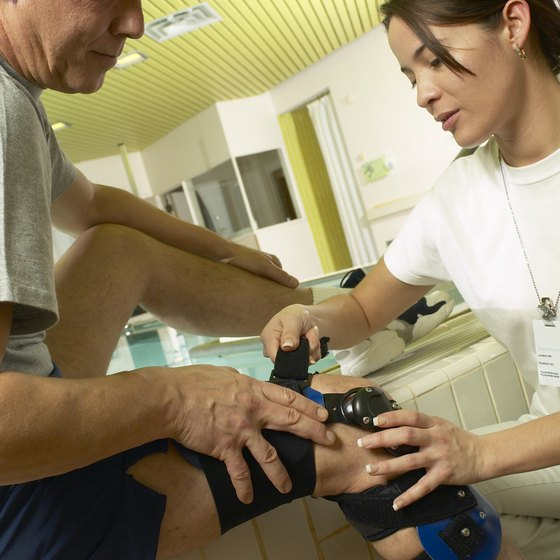 Knee hyperextensions can traumatize the muscles and joints in your leg to the point of requiring surgery.