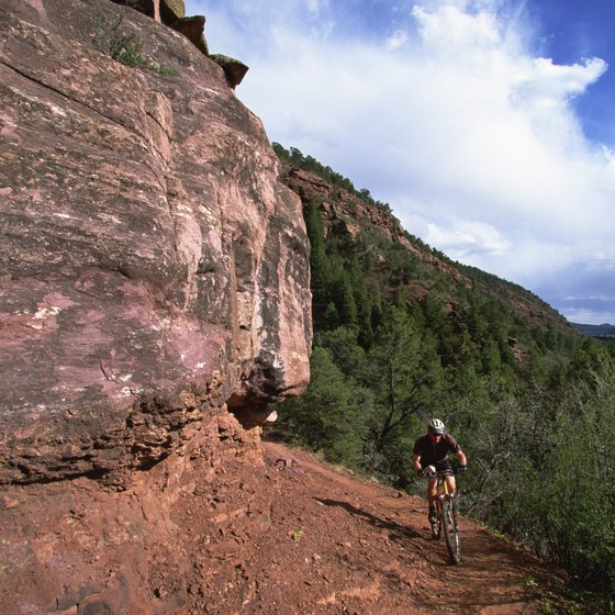 The Colorado Rocky Mountain Bicycle Tour is a seven-day group cycling tour.