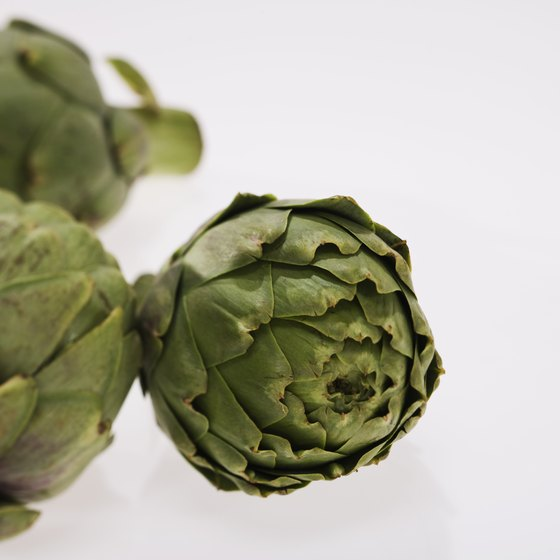 Artichoke extract may help prevent ulcers.