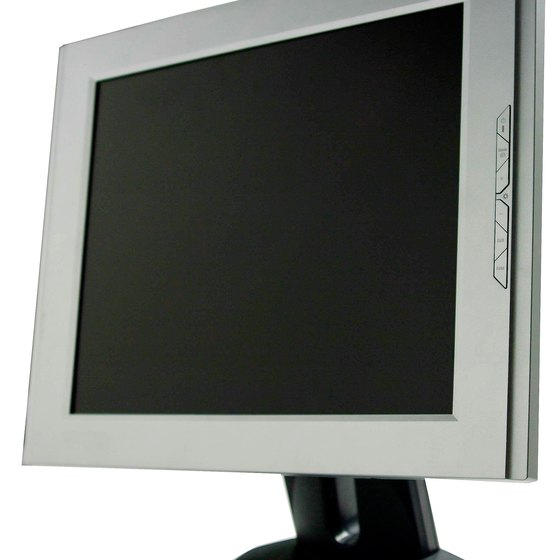 "Many signs of monitor failure also indicate video card problems, so connect the monitor to a ""known good"" computer before determining the monitor is bad."