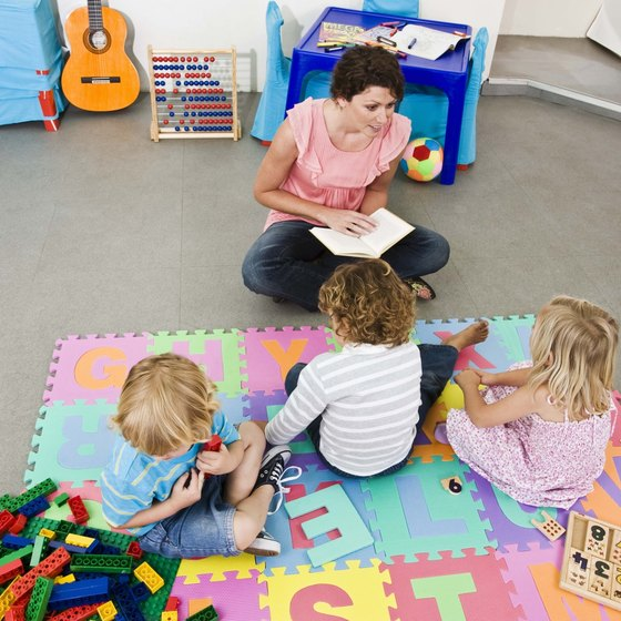 Clearly stated personnel policies ensure a smooth-running daycare center.