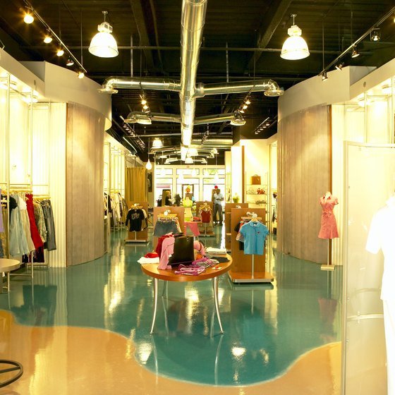 Ideas For Decorating A Boutique